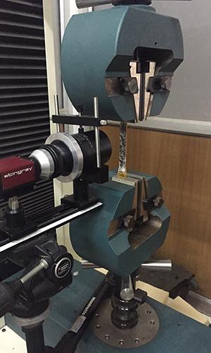 Imetrum Video Extensometer 1